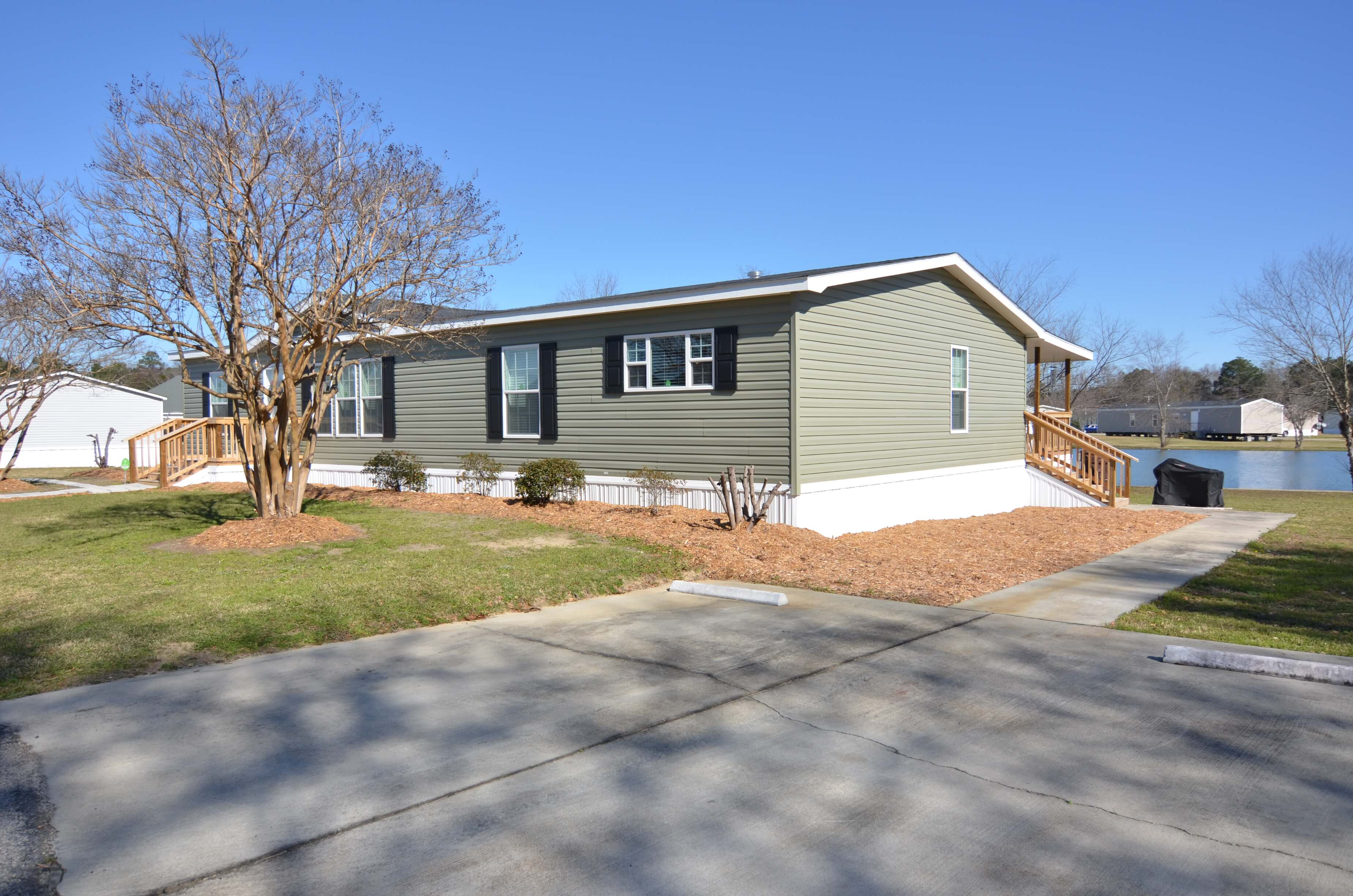 Manufactured Home Lots for Rent | Eagle Village | Statesboro GA on