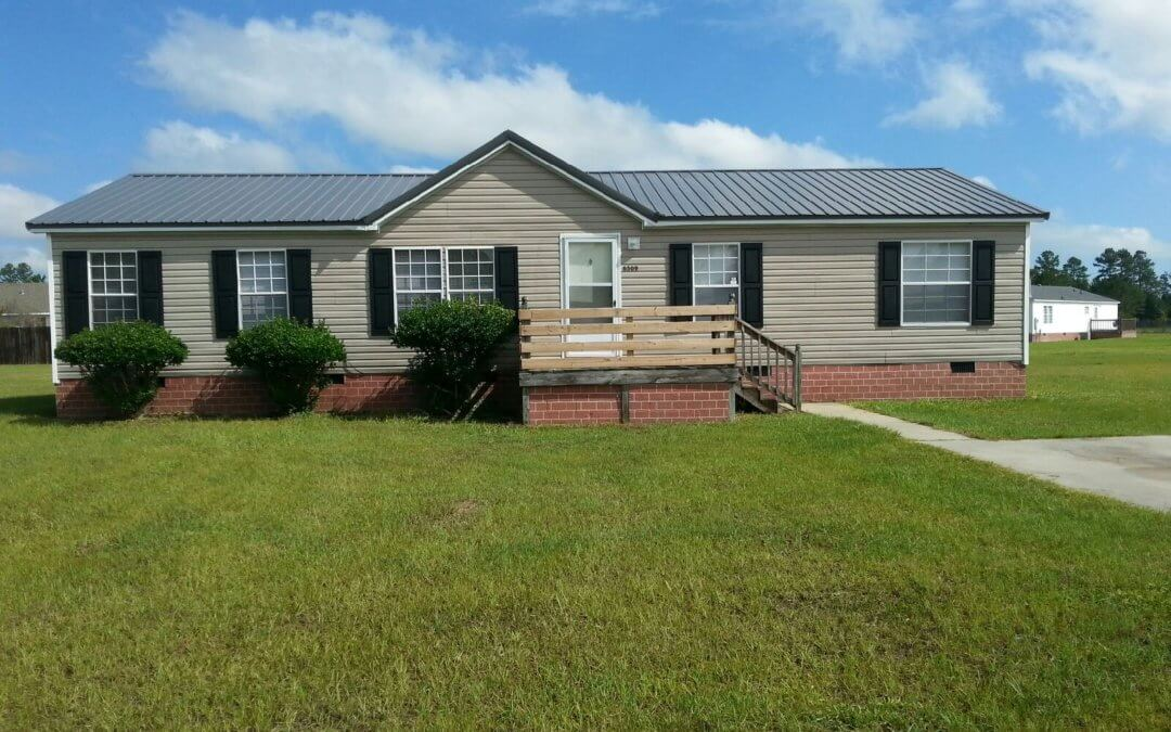 3 br 2 ba Mobile Home For Rent $750/mo